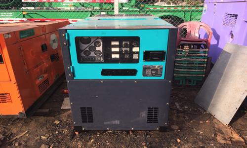 Máy phát điện cũ 45kva Yanmar
