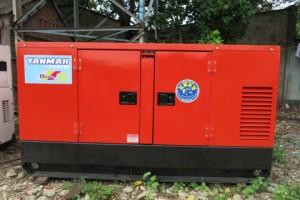 Máy phát điện cũ Yanmar 50kva