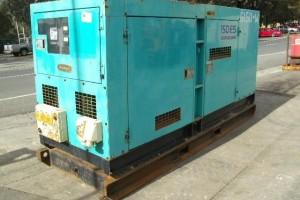 Máy phát điện cũ Hino 150kva
