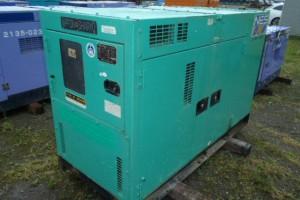 Máy phát điện cũ Hino 30kva