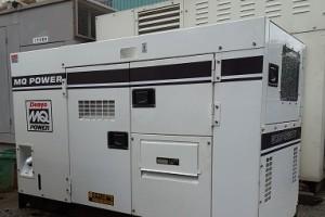 Máy phát điện cũ 30kva MQ