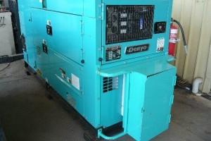 Máy phát điện cũ Isuzu 50kva