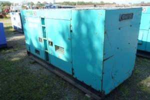 Máy phát điện cũ Komatsu 75kva