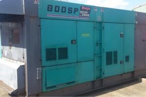 Máy phát điện cũ 800kva