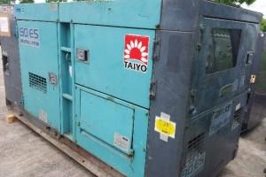 Máy phát điện cũ Denyo 90kva