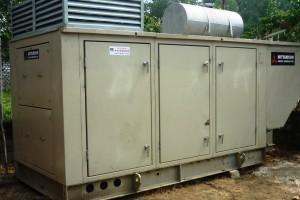 Máy phát điện cũ 350kva Isuzu