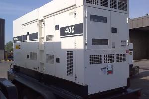 Máy phát điện cũ 350kva MQ