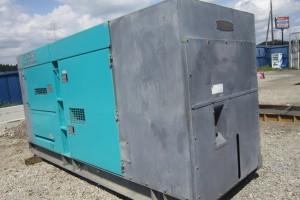 Máy phát điện cũ Isuzu 200kva