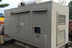 Máy phát điện cũ 250kva Komatsu
