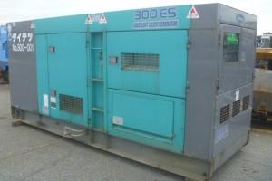 Máy phát điện cũ Hino 300kva
