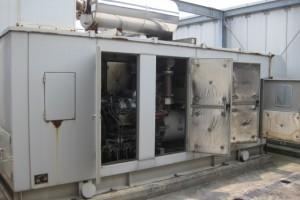 Máy phát điện cũ Isuzu 300kva