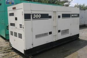 Máy phát điện cũ 300kva MQ