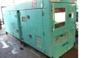 Máy phát điện cũ 350kva Hino