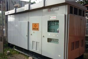 Máy phát điện cũ 350kva Nissan