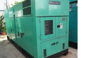 Máy phát điện cũ Hino 400kva