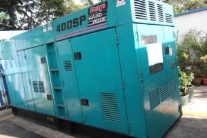 Máy phát điện cũ Isuzu 400kva