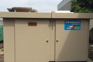 Máy phát điện cũ 400kva Yanmar