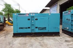 Máy phát điện cũ 350kva Yanmar