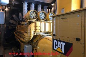 Máy phát điện cũ 1250kva Caterpillar