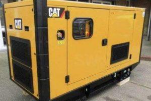 Máy phát điện Caterpillar 100kva cũ
