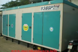 Máy phát điện cũ 900kva Denyo